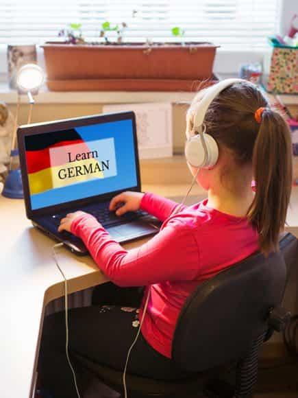 Canlı Online Çocuk Almanca